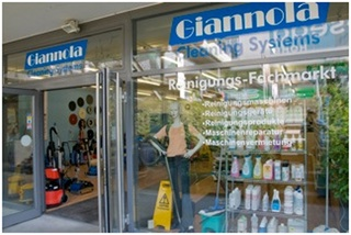 Giannola Cleaning Systems AG